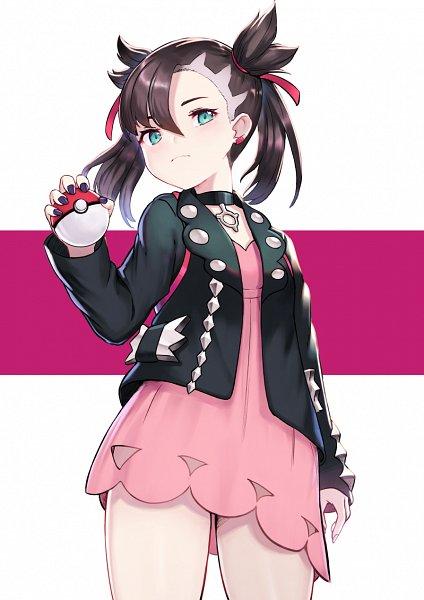 Tags: Anime, Pixiv Id 4639342, Pokémon Sword & Shield, Pokémon, Marie (Pokémon), Fanart, Fanart From Pixiv, Pixiv, Marnie (pokémon)