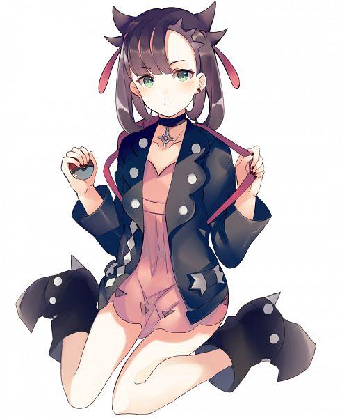 Tags: Anime, Pixiv Id 14994276, Pokémon Sword & Shield, Pokémon, Marie (Pokémon), Marnie (pokémon)