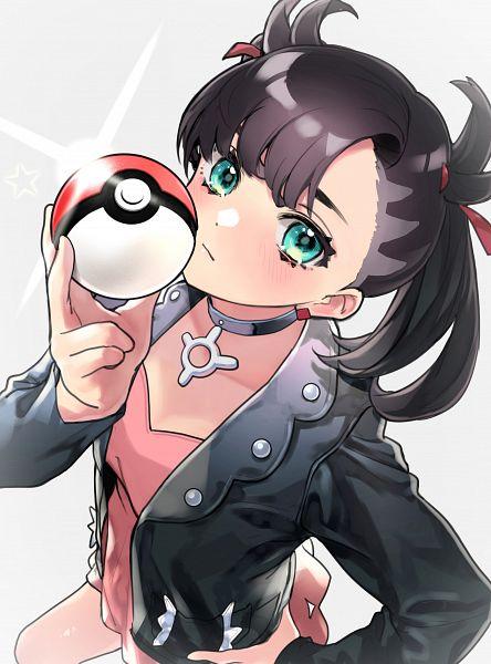 Tags: Anime, Pixiv Id 4882349, Pokémon Sword & Shield, Pokémon, Marie (Pokémon), Marnie (pokémon)