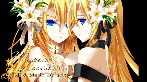 Tags: Anime, Yuuki Kira, VOCALOID, Lily (VOCALOID), Pixiv, Facebook Cover, Wallpaper, Marie Luise, Fanart