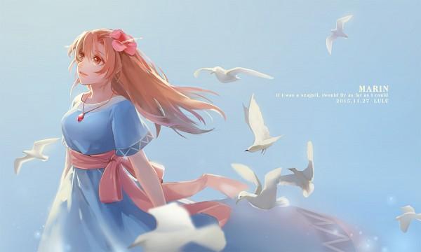Marin (Yume o Miru Shima) - Zelda no Densetsu: Yume o Miru Shima