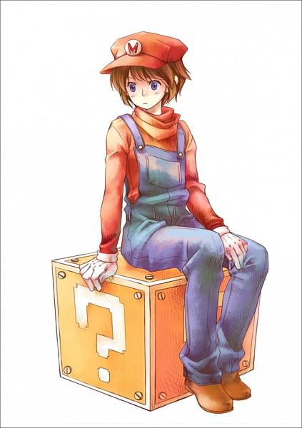 Mario (Character) - Super Mario Bros.