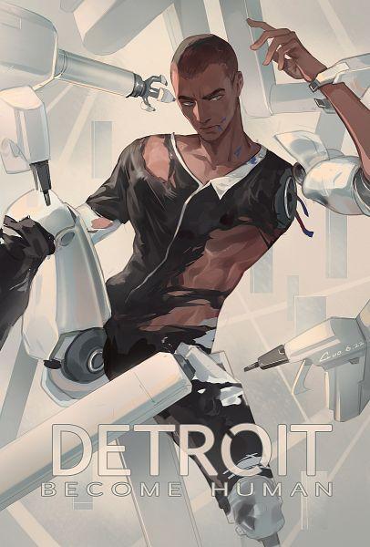 Markus (Detroit: Become Human) - Detroit: Become Human
