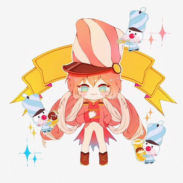 Tags: Anime, Pixiv Id 5831157, Cookie Run: OvenBreak, Cookie Run, Marshmallow Cookie, Fanart From Pixiv, Pixiv, Fanart