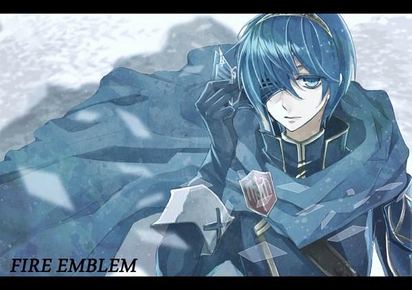 Tags: Anime, Kanzaki Shion, Fire Emblem: Monshou no Nazo, Marth (Fire Emblem)