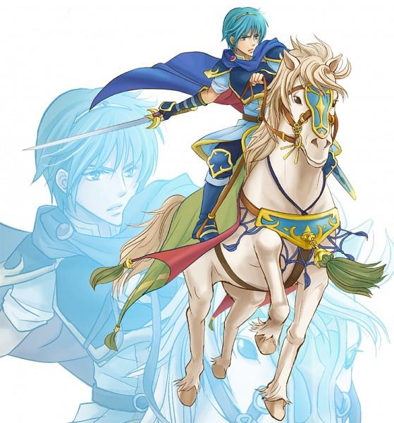Tags: Anime, Hitohana, Fire Emblem: Monshou no Nazo, Marth (Fire Emblem)