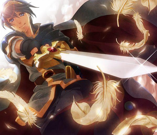 Tags: Anime, Keiko Rin, Fire Emblem: Monshou no Nazo, Marth (Fire Emblem), Pixiv, Fanart