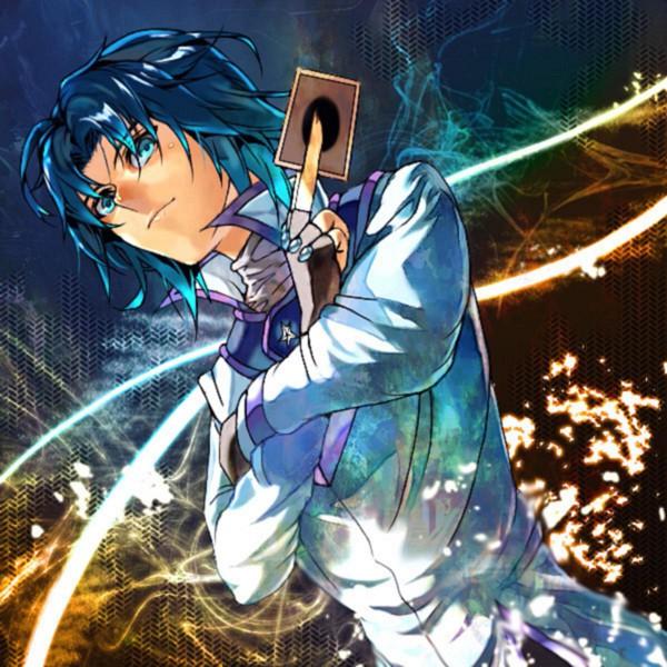 Tags: Anime, Takahashi Kazuki, Yu-Gi-Oh! GX, Marufuji Ryou, Zane Truesdale