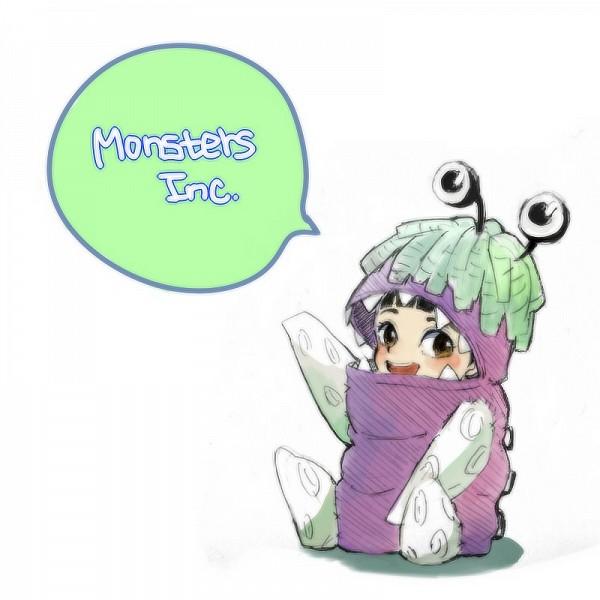Mary Gibbs - Monsters Inc.