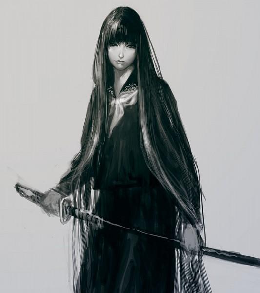Tags: Anime, Masateru, Original, deviantART, Pixiv