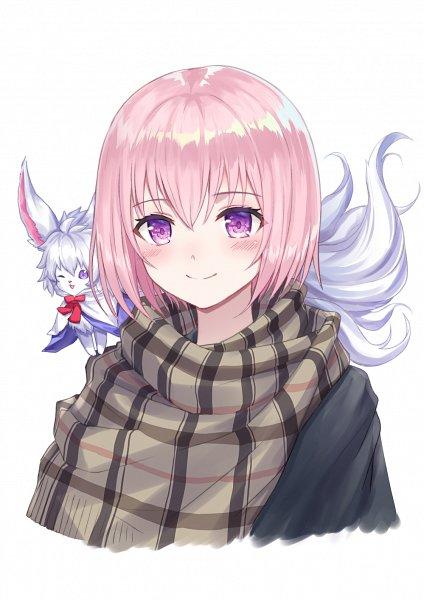 Tags: Anime, Pixiv Id 8321385, Fate/Grand Order, Shielder (Fate/Grand Order), Mash Kyrielight