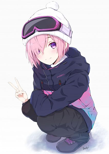 Tags: Anime, Pixiv Id 9347101, Fate/Grand Order, Mash Kyrielight, Shielder (Fate/Grand Order), Fanart From Pixiv, Pixiv, Fanart