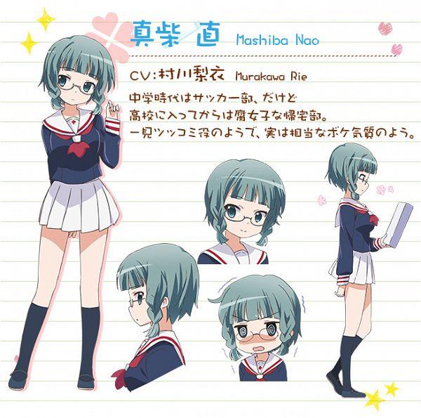 Mashiba Nao (Wakaba*Girl) - Wakaba*Girl