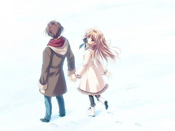 Tags: Anime, Izumi Tsubasu, Palette (Studio), Mashiro Iro Symphony, Uryuu Shingo, Sena Airi, CG Art
