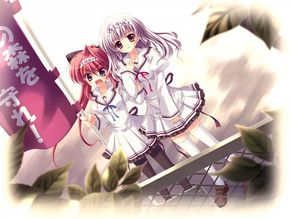 Tags: Anime, Izumi Tsubasu, Palette (Studio), Mashiro Iro Symphony, Inui Sana, Amaha Miu, CG Art