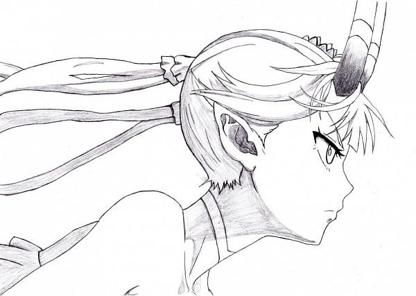 Tags: Anime, Pixiv Id 2426662, [C], Mashu, Pixiv, Sketch