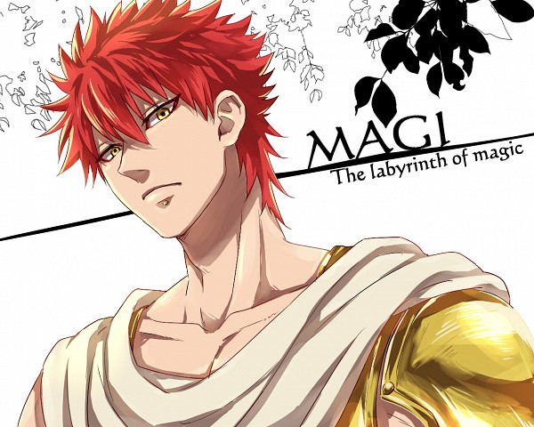 Tags: Anime, Zoff, MAGI: The Labyrinth of Magic, Masrur, Pixiv, Wallpaper, Fanart