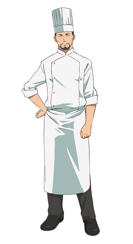 Master (Isekai Shokudou) - Isekai Shokudou
