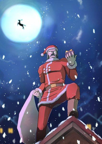 Master Asia - Mobile Fighter G Gundam