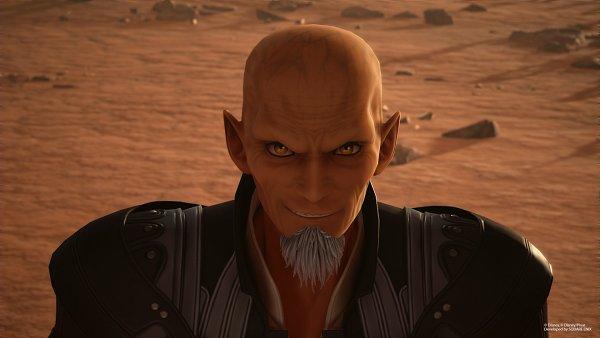 Master Xehanort - Kingdom Hearts: Birth by Sleep