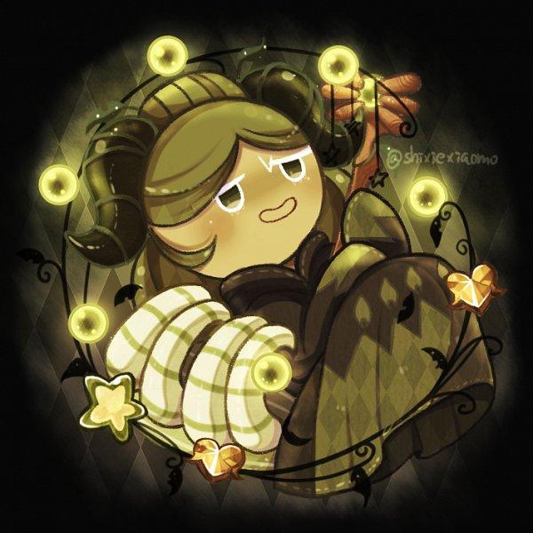 Tags: Anime, Pixiv Id 7264230, Cookie Run: OvenBreak, Cookie Run, Matcha Cookie, Fanart From Pixiv, Pixiv, Fanart