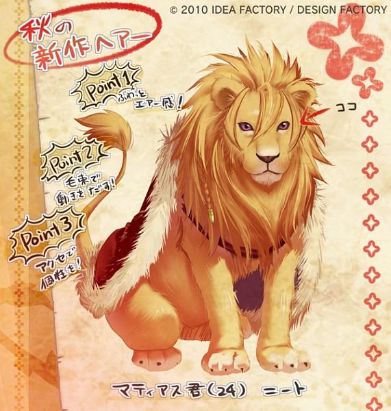 Matheus (lion) - Matheus