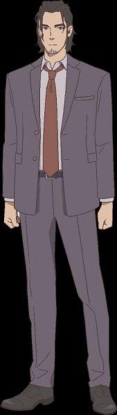 Matoba Kei Cop Craft Dragnet Mirage Reloaded Zerochan Anime