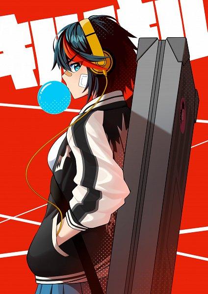 Tags: Anime, Pixiv Id 13268669, KILL la KILL, Matoi Ryuuko, Ryuuko Matoi