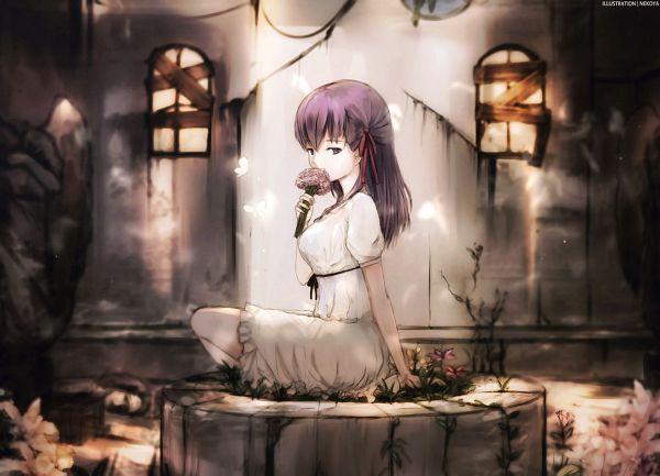 Tags: Anime, Nekoya (dyolf), Fate/stay night, Matou Sakura, Pixiv, Fanart From Pixiv, Fanart, PNG Conversion