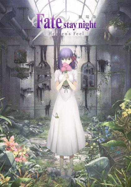 Tags: Anime, Takeuchi Takashi, ufotable, Fate/stay night : Heaven's Feel - I Presage Flower, Fate/stay night : Heaven's Feel, Fate/stay night, Matou Sakura, Official Art, Key Visual