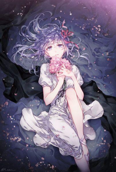 Tags: Anime, hgsueun, Fate/stay night : Heaven's Feel - I Presage Flower, Fate/stay night : Heaven's Feel, Fate/stay night, Matou Sakura, Fanart, Fanart From Pixiv, Pixiv