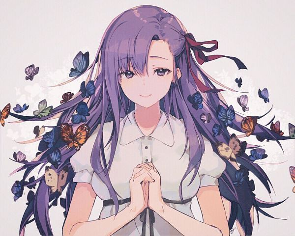 Tags: Anime, Naguri, Fate/stay night : Heaven's Feel, Fate/stay night, Matou Sakura, Fanart From Pixiv, Fanart, Pixiv