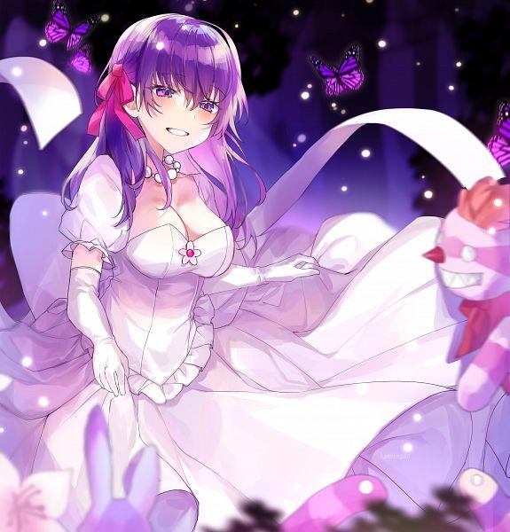 Tags: Anime, kanniiepan, Fate/stay night, Matou Sakura, Fanart, Fanart From Pixiv, Pixiv