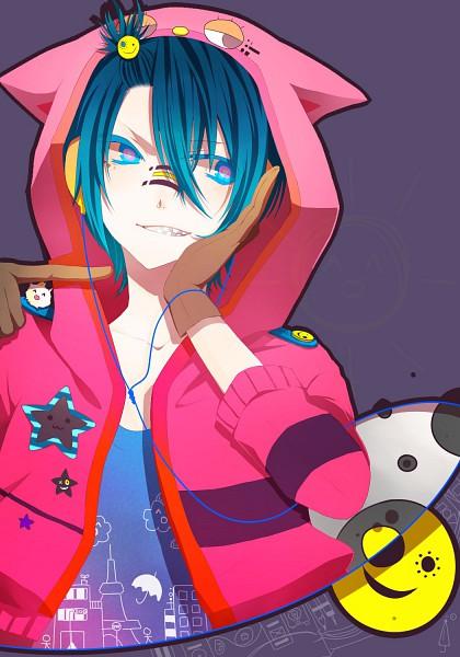Tags: Anime, Pixiv Id 1002203, Soraru, Smiley Face, Matryoshka, Mobile Wallpaper, Nico Nico Singer, Pixiv, Nico Nico Douga, Fanart