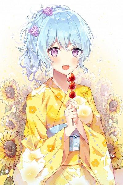 Tags: Anime, Pixiv Id 5323203, BanG Dream! Girls Band Party!, Matsubara Kanon, Pixiv, Fanart, Fanart From Pixiv