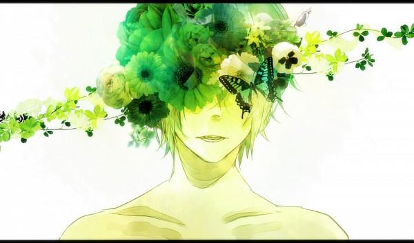 Tags: Anime, Pixiv Id 902445, UTAU, Matsuda Ppoiyo, Pixiv, Fanart, Retake Heart