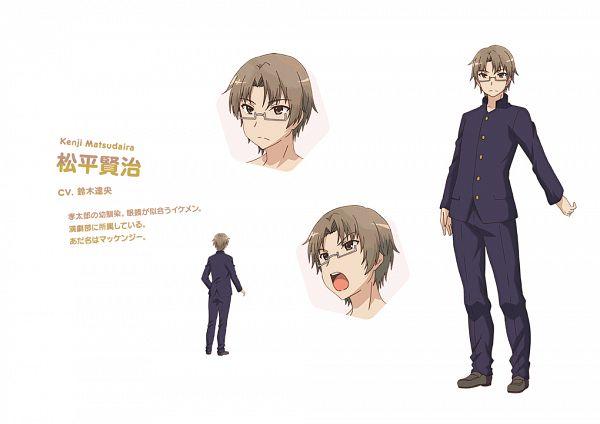 Matsudaira Kenji - Rokujouma no Shinryakusha!?