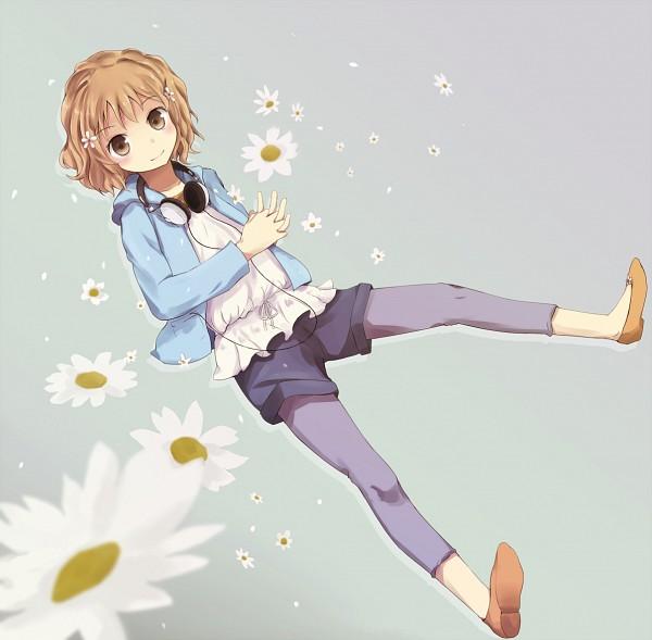 Tags: Anime, Coop (Coupon123), Hanasaku Iroha, Matsumae Ohana, Yellow Footwear, Fanart