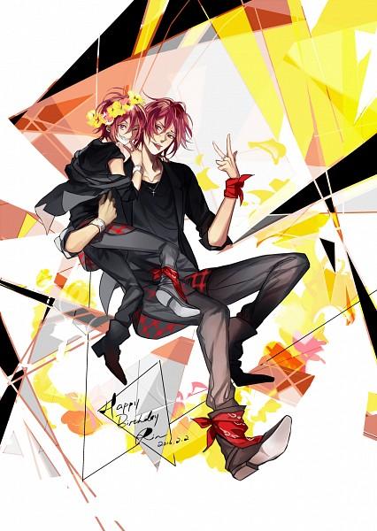 Tags: Anime, 【HZ】, Free!, Matsuoka Rin, Fanart From Pixiv, Mobile Wallpaper, Pixiv, Fanart