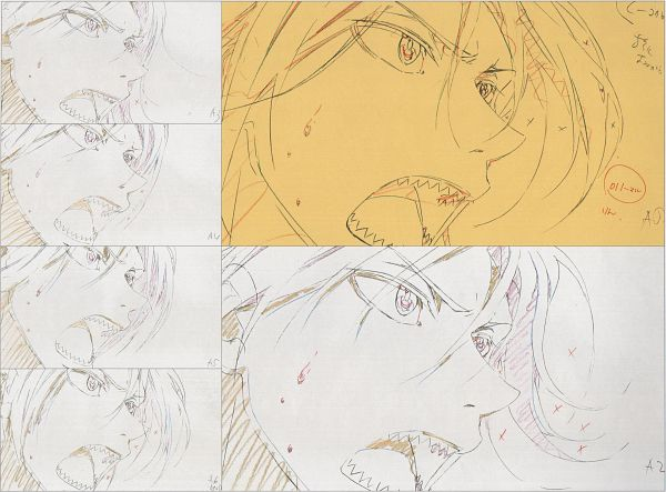 Tags: Anime, Free!, Matsuoka Rin, Sketch