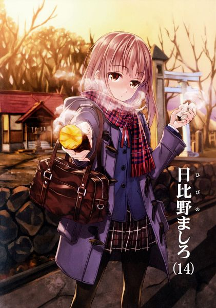 Tags: Anime, Matsuryu, Yoru no Kao, Mobile Wallpaper, Comic Market, Original, Scan, Comic Market 91