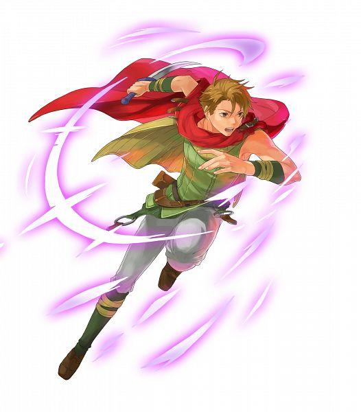 Tags: Anime, Okaya, Intelligent Systems, Fire Emblem Heroes, Matthew (Fire Emblem), PNG Conversion, Official Art