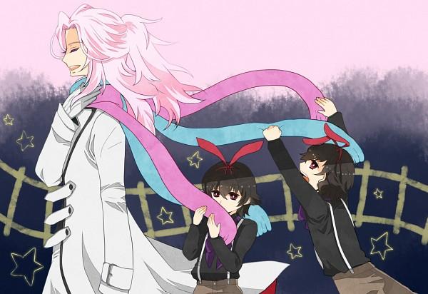 Tags: Anime, Suzuko (Star8383), Mawaru Penguindrum, Souya, Shirase, Watase Sanetoshi, Pixiv, Fanart