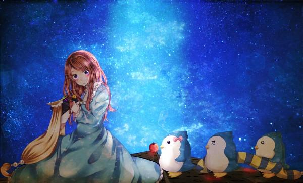 Tags: Anime, Kanatukimo, Mawaru Penguindrum, Penguin No.3, Penguin No.2, Penguin No.1, Takakura Himari, Wallpaper