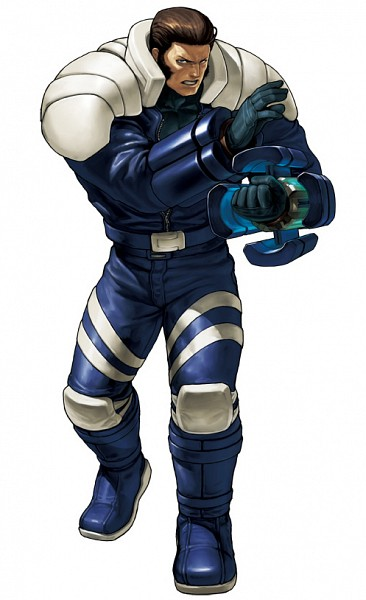 Maxima (King of Fighters) - The King of Fighters