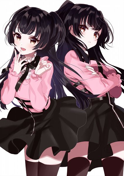 Tags: Anime, Misumi (sinsihukunokonaka), The iDOLM@STER: Shiny Colors, Mayuzumi Fuyuko, Pixiv, Fanart, Fanart From Pixiv