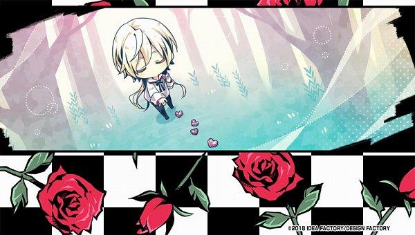 Tags: Anime, Usuba Kagerou, Otomate, DESIGN FACTORY, IDEA FACTORY, Variable Barricade, Mayuzumi Shion, CG Art, Official Art