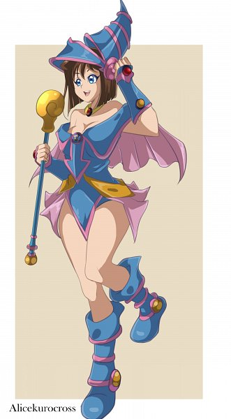 Tags: Anime, AliceKuroCross, Yu-Gi-Oh! Duel Monsters, Yu-Gi-Oh!, Mazaki Anzu, Tea Gardner