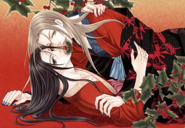 Me de Shireru Yoru no Junjou