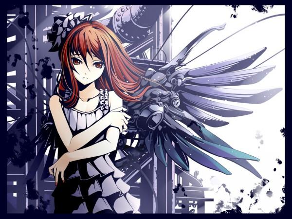 Mechanical Wings - Wings